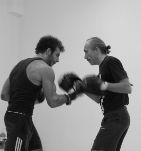 trainer Dal Pino Francesco DOJO RUAN BOXING